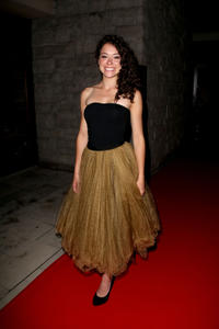 Tatiana Maslany at the premiere of