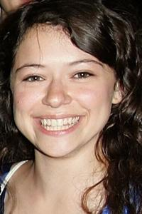 Tatiana Maslany at the world premiere of