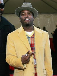 Big Boi at the 32nd Annual
