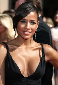 Dania Ramirez at the 59th Annual Primetime Emmy Awards.