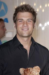 Nick Zano at the 4th Annual Motorola Holiday Party.