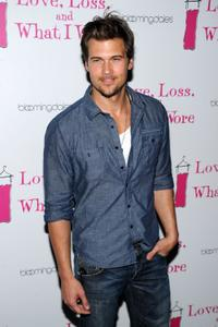 Nick Zano at the new cast member celebration of