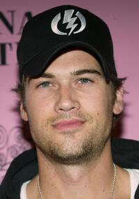 Nick Zano at the Tarina Tarantino Store Opening Party.
