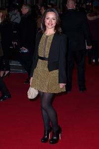 Zoe Tapper at the UK premiere of