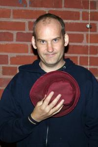 Ian MacKaye at the Silverdocs: AFI/Discovery Channel Documentary Festival.