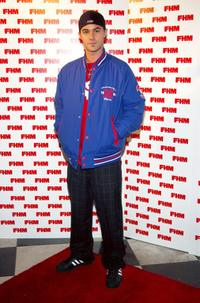 Adam LaVorgna at the At FHM Magazine Party.