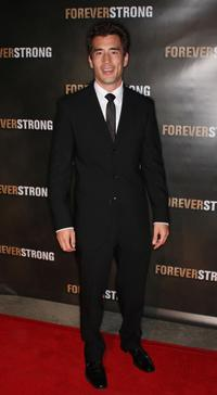 Andrew Roach at the Los Angeles screening of