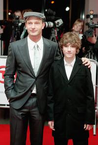Thomas Kretschmann and Barney Clark at the 19th European Film Awards.