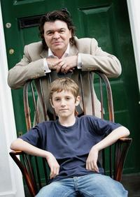 Jamie Foreman and Barney Clark at the photocall of