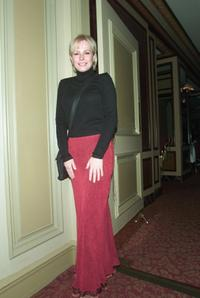 Cheryl Ladd at the opening night of Rosemary Clooney's White Christmas Party.