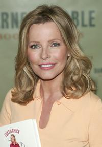 Cheryl Ladd at Barnes and Noble to sign copies of her new book