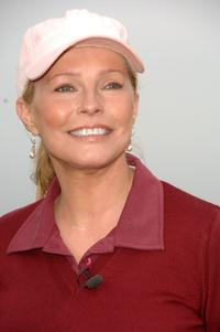 Cheryl Ladd at the 9th Annual Michael Douglas & Friends Celebrity Golf Tournament.