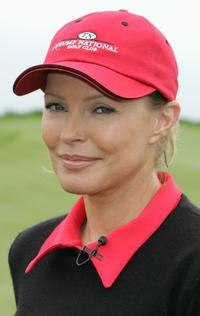 Cheryl Ladd at the 8th Annual Michael Douglas and Friends Golf Tournament.