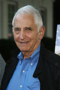 Daniel Ellsberg at the screening of