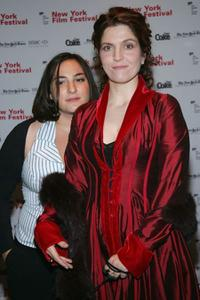 Marilou Berry and Agnes Jaoui at the New York Film Festival.