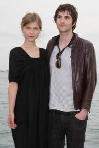 Clemence Poesy and Jim Sturgess at the photocall of