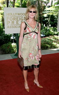 Christine Lahti at the 2007 HFPA Installation Luncheon held at the Beverly Hills Hotel.