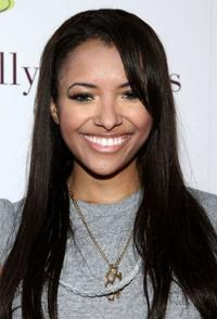 Katerina Graham at the launch of SocialVibe.com and HollyRod 4 Kids campaign