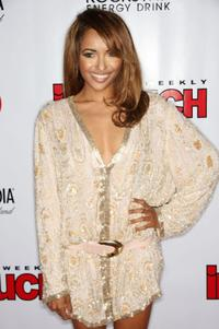Katerina Graham at the In Touch Weekly's Summer Stars party.