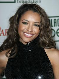 Katerina Graham at the Black Eyed Peas 4th Annual Peapod Foundation Benefit concert.