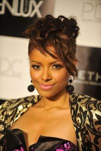 Katerina Graham at the Genlux Magazine's BritWeek Designer Of The Year Fashion Show and Awards.
