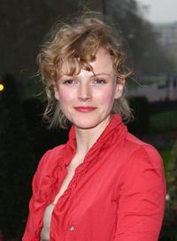 Maxine Peake at the British Academy Television Awards 2009 Nomination Party.