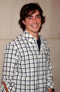 Ben Feldman at the Rosie O Donnells opening night performance of