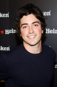 Ben Feldman at the UpFront Week Closing Night Party.