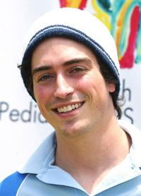 Ben Feldman at the Elizabeth Glaser Pediatric Aids Foundation event.
