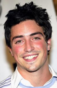 Ben Feldman at the WB 2005 Television Critics Winter Press Tour Party.