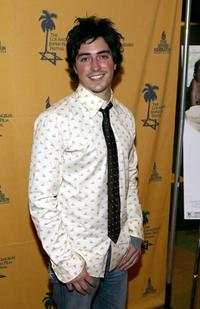 Ben Feldman at the premiere of
