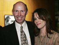 Don Lake and Parker Posey at the after party of the Los Angeles premiere of