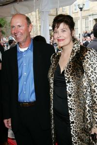 Don Lake and Guest at the Toronto International Film Festival gala presentation of