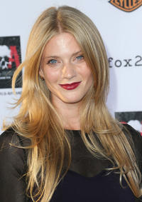 Winter Ave Zoli at the California premiere of