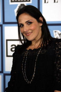 Ricki Lake at the 2008 Spirit Awards in Santa Monica.