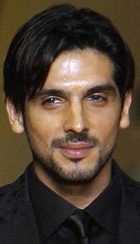 Zayed Khan at the fashion show during the International Indian Film Academy (IIFA) Awards 2008 weekend.