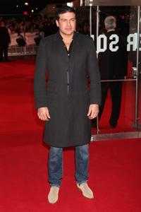 Tamer Hassan at the UK premiere of
