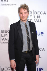 Brian Gattas at the world premiere of
