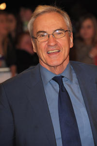 Larry Lamb at the National Television Awards 2010 in England.