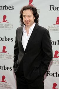 Federico Castelluccio at the St. Jude's Children's Research Hospital Benefit.