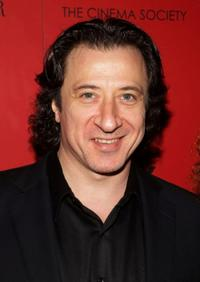Federico Castelluccio at the New York premiere of