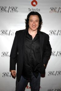 Federico Castelluccio at the PR/PR launch party in New York.