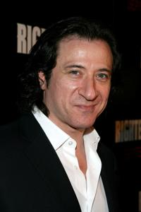 Federico Castelluccio at the premiere of