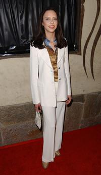 Juliet Landau at the My-Tee Fashion Show and Summer Party.