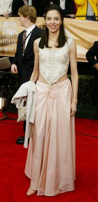 Juliet Landau at the 10th Annual Screen Actors Guild Awards.