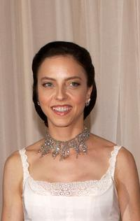 Juliet Landau at the Hollywood Awards Gala.
