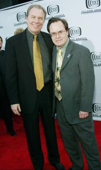 David L. Lander and Michael McKean at the 2nd Annual TV Land Awards.