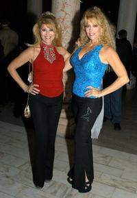 Audrey Landers and Judy Landers at the opening night of the Sarasota Film Festival.