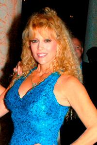 Judy Landers at the opening night of the Sarasota Film Festival.