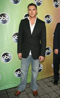 Owain Yeoman at the ABC Television Network Upfront.